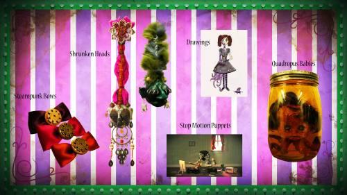 ZallyAward Productions Items